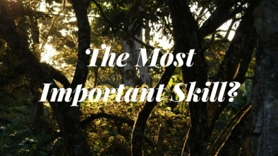 The Most Important Skill_